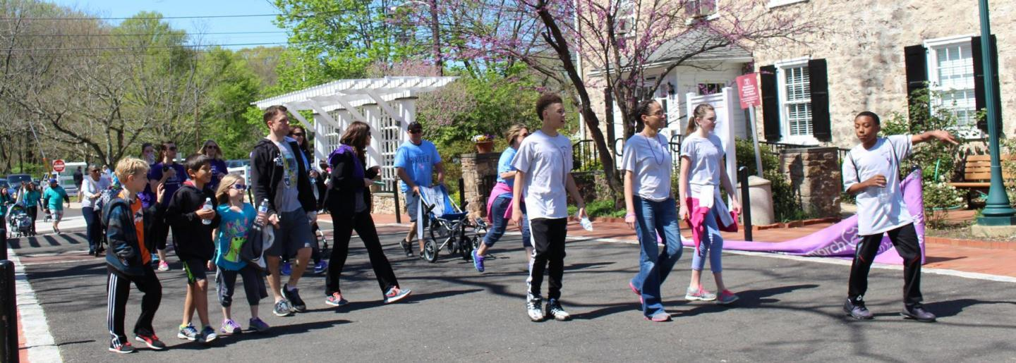 Temple University Ambler hosts March of Dimes March for Babies.