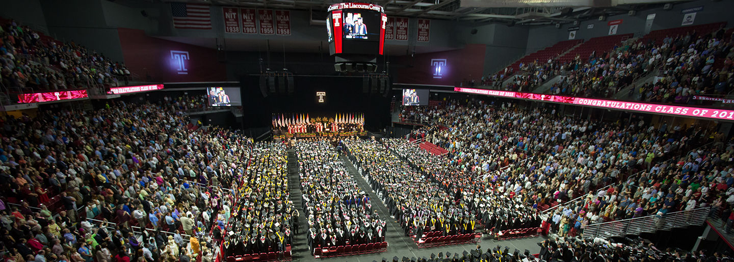 Temple Graduation 2020.Welcome To Calendar Of Events Calendar Of Events