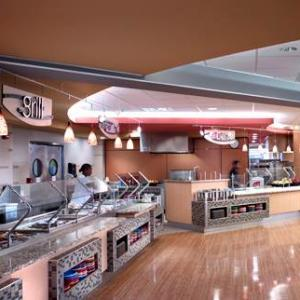 Johnson hall dining