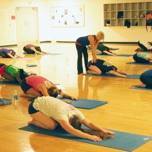 CAMPUS REC: Yoga Glow | Calendar of Events