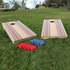 corn hole equipment