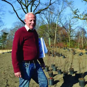 Darrel Morrison, FASLA, Landscape Architect and Plantsman, Honorary Faculty in Landscape Architecture, University of Wisconsin