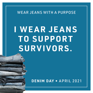 Denim Day 2021: Wednesday, April 28
