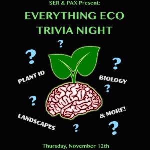 SER/PAX Present: Everything Eco Trivia Night