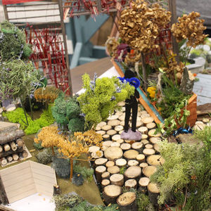 "Temple University Ambler at the Philadelphia Flower Show: ""Course of Action:  A Radical Tack for Suburban Tracts"""