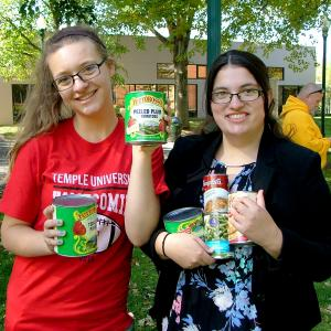 Ambler Campus Program Board supports various events, including charity drives.
