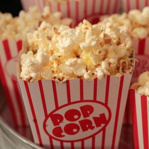 Welcome Back! Free Popcorn!