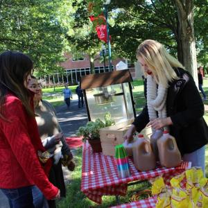 Ambler Campus Student Government supports various events, including charity drives.
