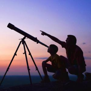 Spend an evening under the stars at Temple University Ambler on Friday, September 7.