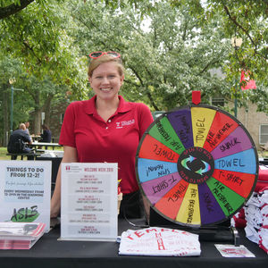 Visit the Ambler Campus Office of Student Life for fun and games!