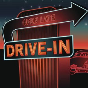 Ambler Campus Drive-in Movie