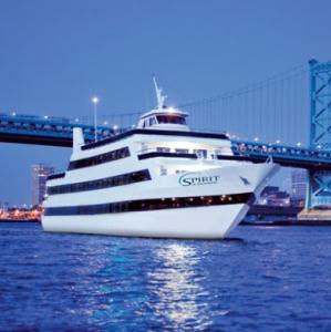 The Spirit of Philadelphia cruise ship.