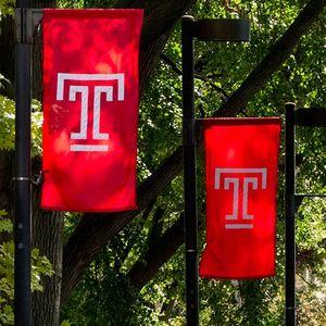 Temple U Flag