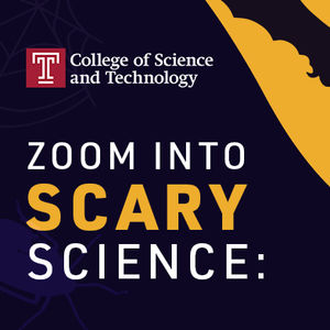 Zoom into scary science