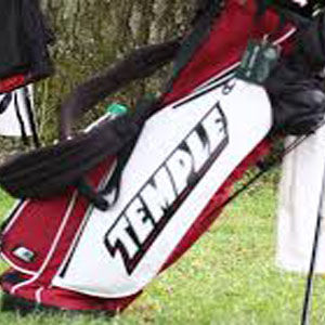 Temple golf bag