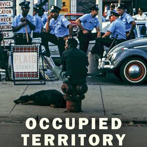 Occupied Territory Book Cover