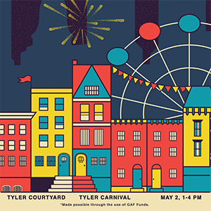 Tyler Carnival drawing