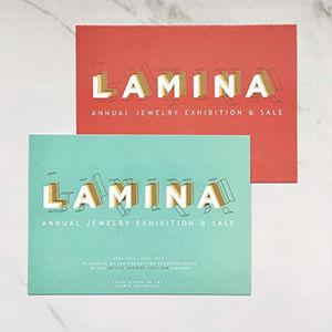 Lamina Postcard