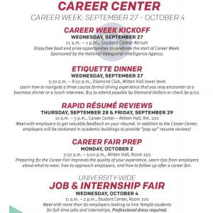 Career Week
