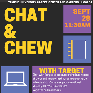 Careers in Color Chat  Chew