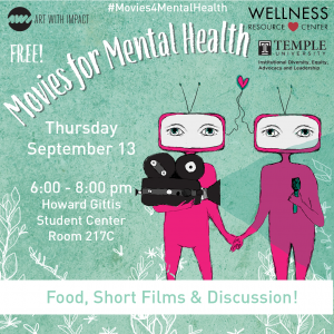 Movies For Mental Health Calendar Of Events