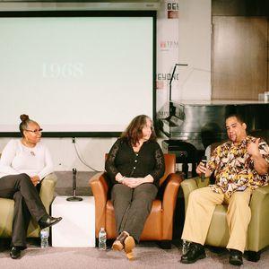 panelists speaking