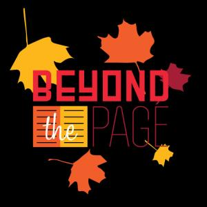 beyond the page fall logo