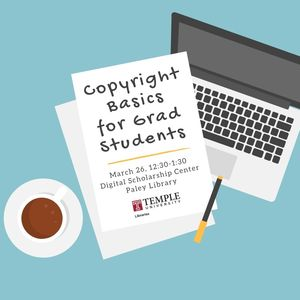 copyright basics for grad students