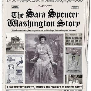 Sara Spencer Washington Story Film Poster