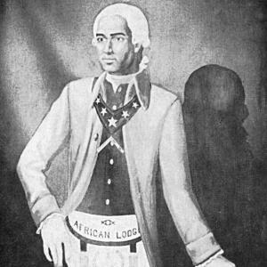Portrait of Prince Hall