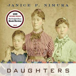 daughters of the samurai book cover