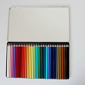 assorted coloring pencils