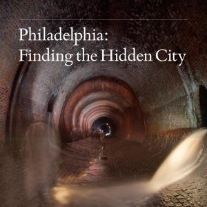 finding the hidden city book cover