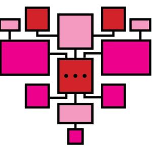 data heart icon