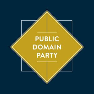 Public Domain Party