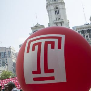 Temple Balloon
