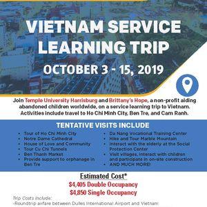 Vietnam Service Learning Trip