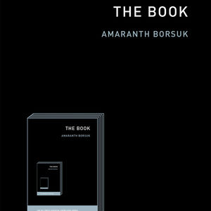"""Cover of """"The Book"""" by Amaranth Borsuk"""
