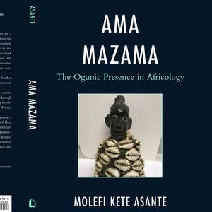 Book cover of AmaMazama