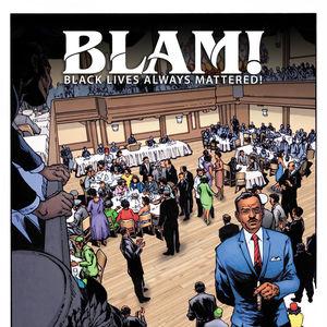BLAM! illustration