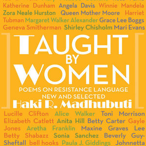 """Cover of book """"Taught by Women"""""""