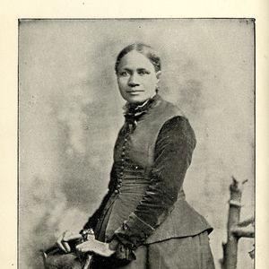 Frances Ellen Watkins portrait