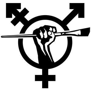 Art and feminism logo