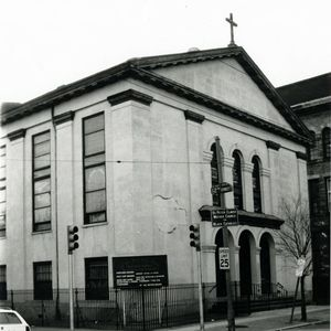 Photo of the Historic Saint Peter Claver Mother Church of Black Catholics