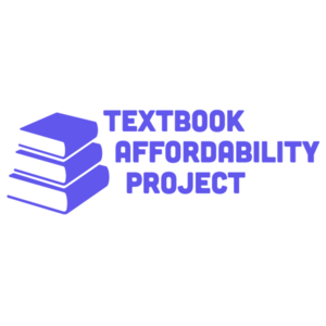 Textbook Affordability Project logo