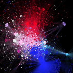 Gephi interface