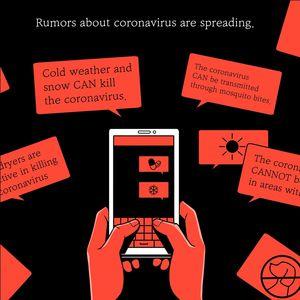 phone spreading rumors