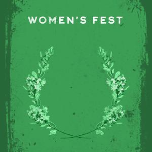 Womens Fest Graphic