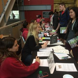 students ask about study abroad opportunities