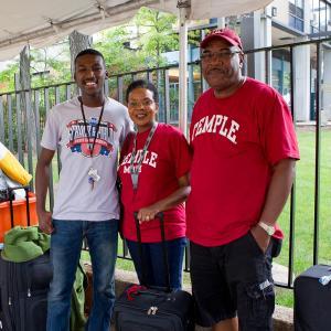 Student moving in with parents